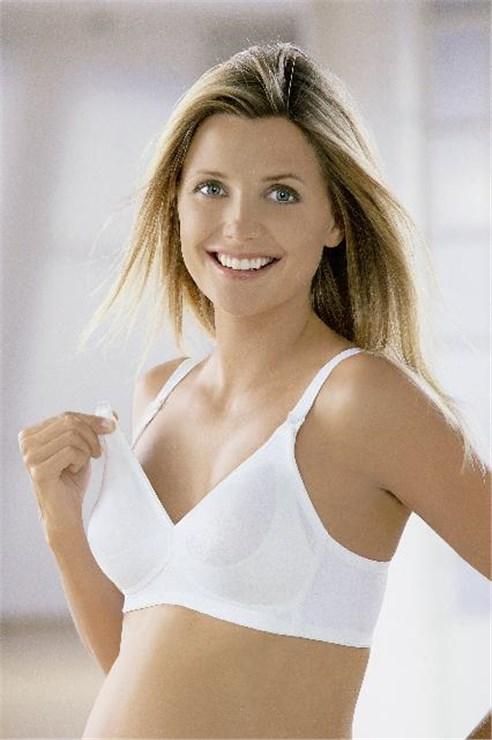 Anita 5075 E 006 White szoptatós melltartó - Brendon - 380