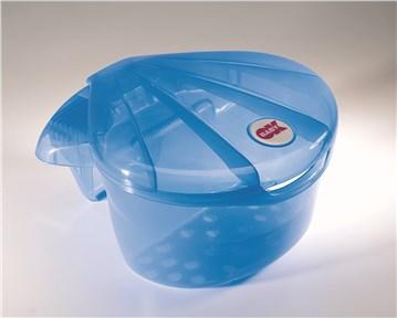 OK Baby Corall Blue fürdőjáték tároló - Brendon - 404