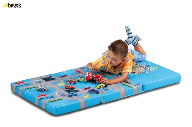 Hauck Sleeper 120 x 60 Playpark matrac utazóágyhoz - Brendon - 823