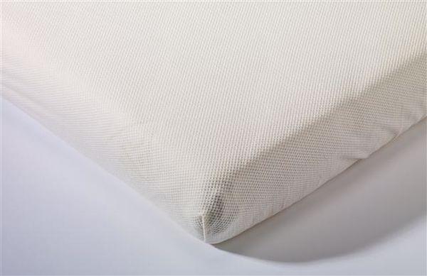 AeroSleep Fitted 60x120 cm White lepedő - Brendon - 925