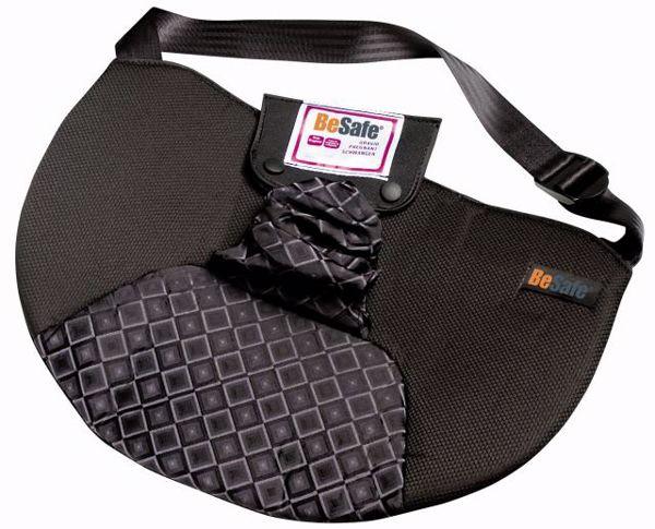 BeSafe Pregnant Belt Black 33 uťahovač pásu - Brendon - 1234