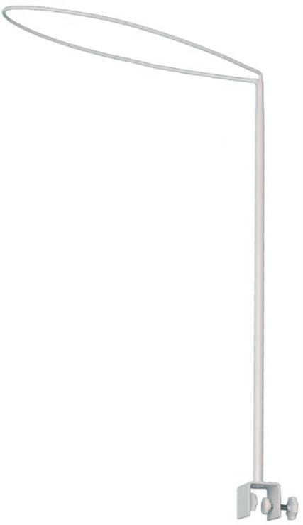 Bollaby BVI White držiak na baldachýn - Brendon - 1420