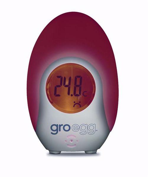 the gro company Groegg  szobahőmérő - Brendon - 3016