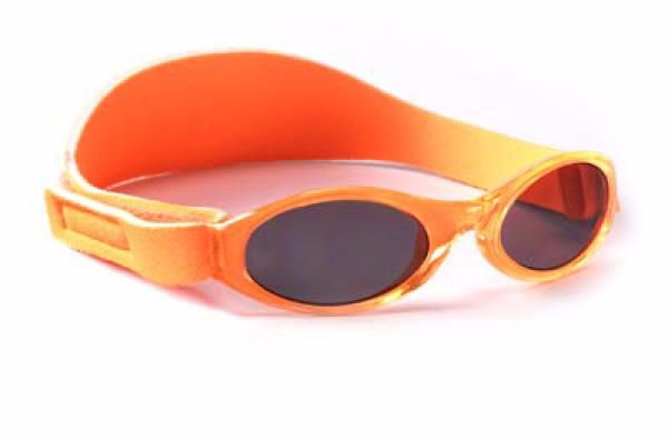 Baby Banz Sunglass. orange napszemüveg - Brendon - 3046