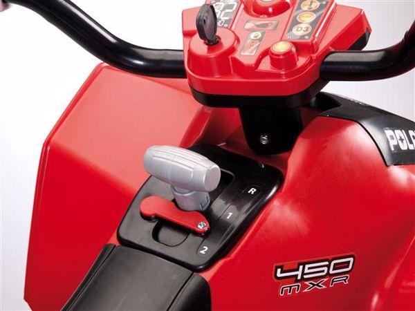 Peg Perego Polaris Outlaw 12V.  elektromos jármű - Brendon - 3052