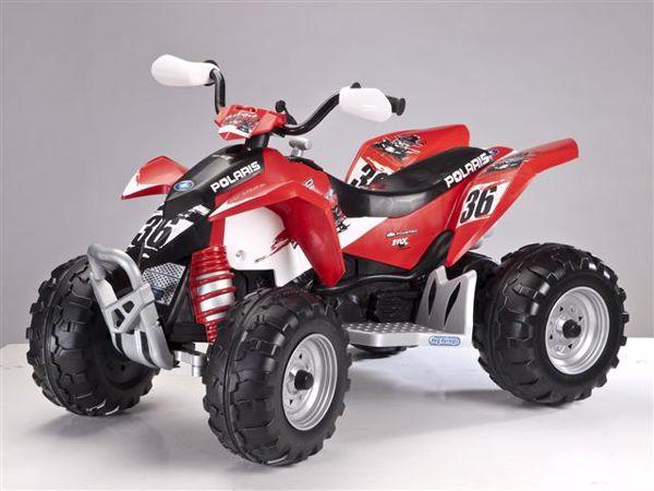 Peg Perego Polaris Outlaw 12V.  elektromos jármű - Brendon - 3055