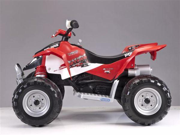 Peg Perego Polaris Outlaw 12V.  elektromos jármű - Brendon - 3056