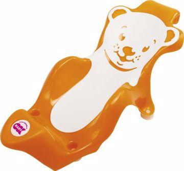 OK Baby Buddy Orange biztonsági fürdető - Brendon - 3412