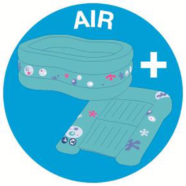 Bébé Confort Inflatable bath + changing mat  kád - Brendon - 3420