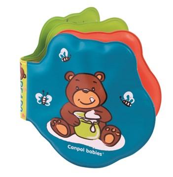 Canpol babies Bears  rágható könyv - Brendon - 3470