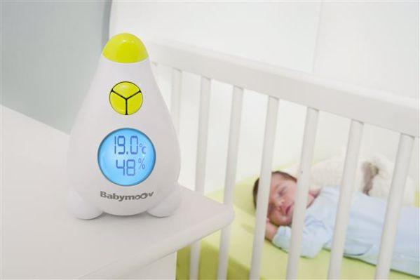 Babymoov Hygrometer Zen szobahőmérő - Brendon - 3603