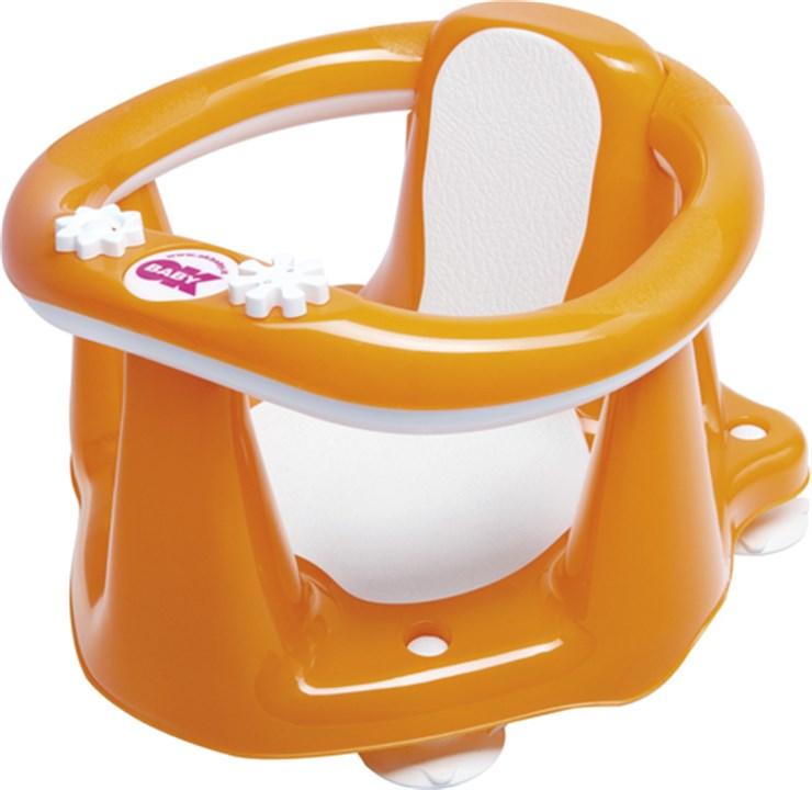 OK Baby Flipper Evolution Orange biztonsági fürdető - Brendon - 3636
