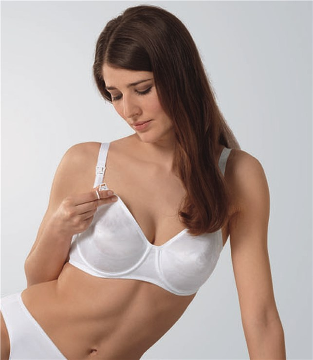 Anita 5035 H 006 White szoptatósmelltartó - Brendon - 3921