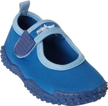 22c15f02f4f1 Playshoes 174797 7 Blue plážová obuv