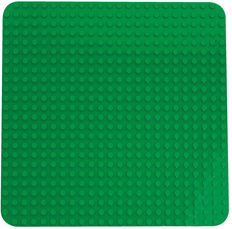 LEGO DUPLO Large Building Plate (24x24studs) 2304 Green stavebnica - Brendon - 4818