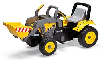 Peg Perego Maxi Excavator  pedálos jármű - Brendon - 6031