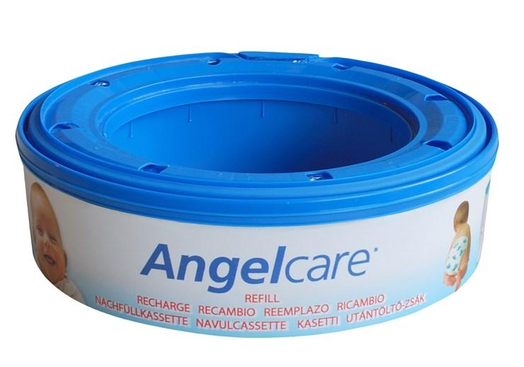 Angelcare Captiva casette 1 pc Round  pelenkatartó vödör utántöltő - Brendon - 6067