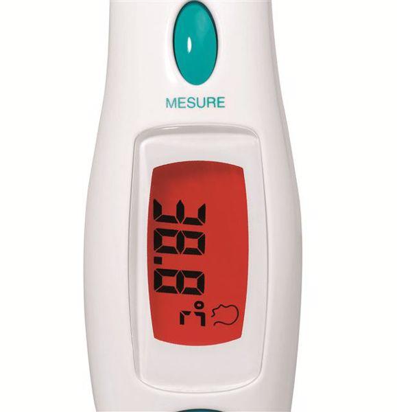 Bébé Confort Duo Thermometer Forhead and Ear  homloklázmérő - Brendon - 6402