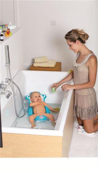 OK Baby Buddy Orange biztonsági fürdető - Brendon - 6467