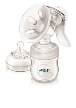 Philips AVENT Natural Breast Pump  ručná odsávačka mlieka - Brendon - 7271