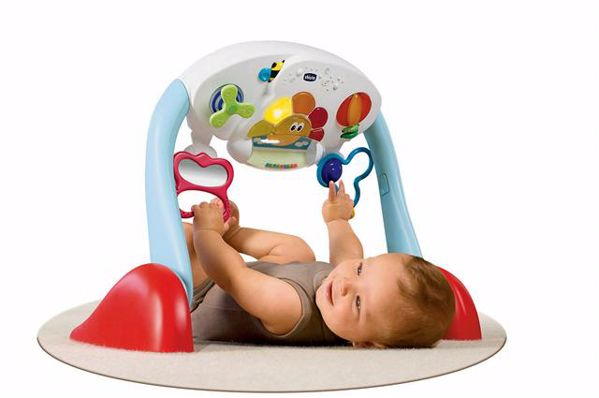 Chicco i-Gym 2 in1  hrací pult - Brendon - 7450