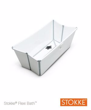 Stokke Flexi Bath White 2018 vanička - Brendon - 7858