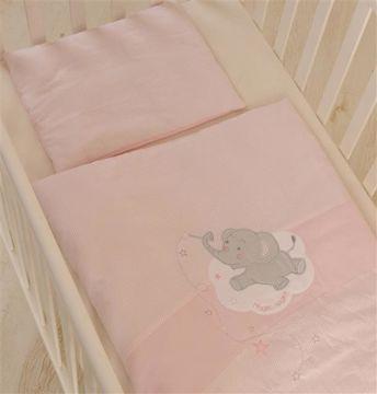 Brendon HUN-E/90*130 Magic Ele Rose posteľná bielizeň - Brendon - 7877