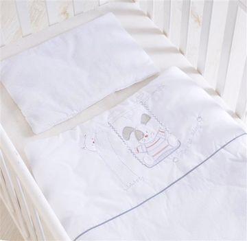 Brendon HUN-E/90*130 Spotty Dog posteľná bielizeň - Brendon - 7888