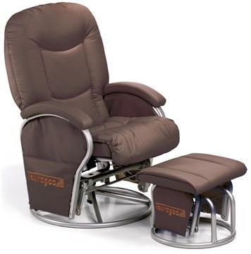 Touragoo Relax Brown szoptatós fotel - Brendon - 9170