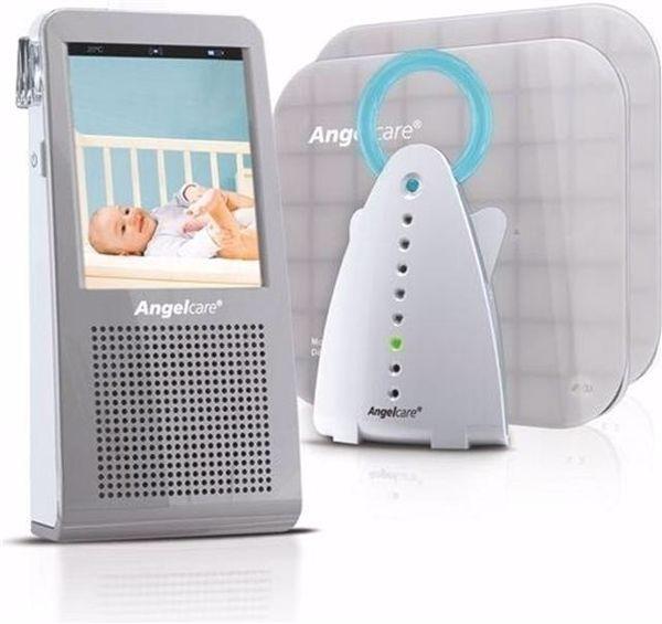 Angelcare AC 1100 with Video Monitor HU/SK  légzésfigyelő és bébiőr - Brendon - 9224