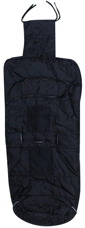 Touragoo Frosty Black-Light Grey bundazsák babakocsihoz - Brendon - 9503