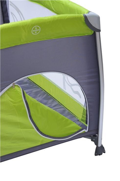 Touragoo Florina 120x68 Green/Grey utazóágy - Brendon - 9621