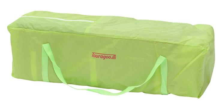 Touragoo Florina 120x68 Green/Grey utazóágy - Brendon - 9623