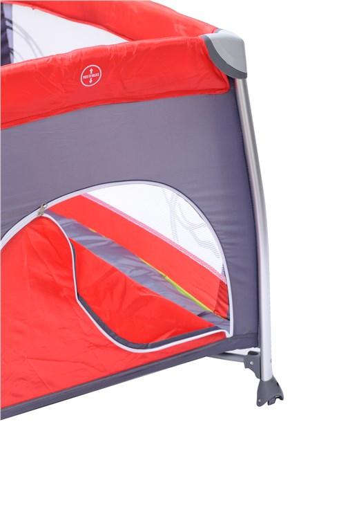 Touragoo Florina 120x68 Red/Grey utazóágy - Brendon - 9628