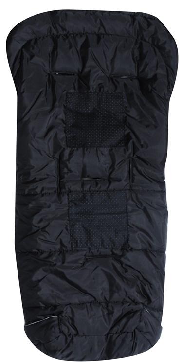 Touragoo Frosty Black-Light Grey bundazsák babakocsihoz - Brendon - 9682