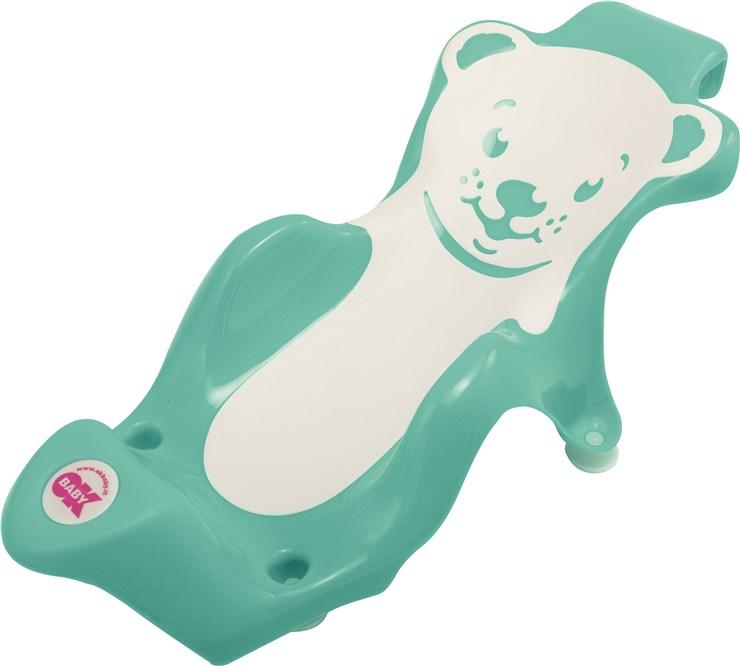 OK Baby Buddy Turquise biztonsági fürdető - Brendon - 9766
