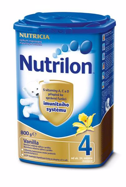 Nutrilon 4 Vanilla 800g  kojenecké mlieko - Brendon - 10128