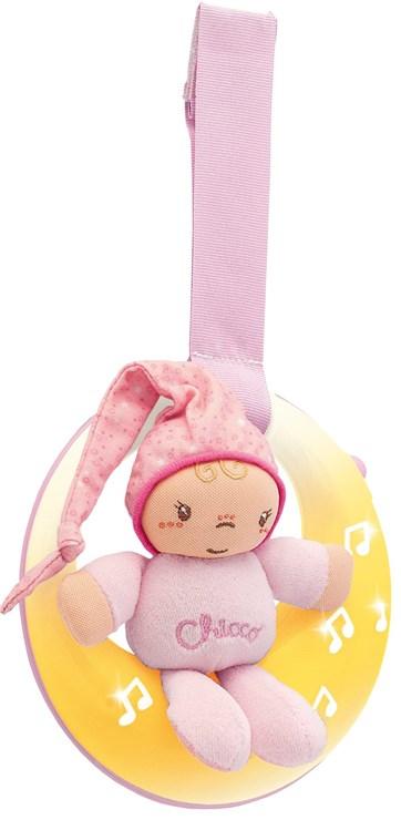Chicco GoodNight Moon Girl WS hračka na uspávanie - Brendon - 10218