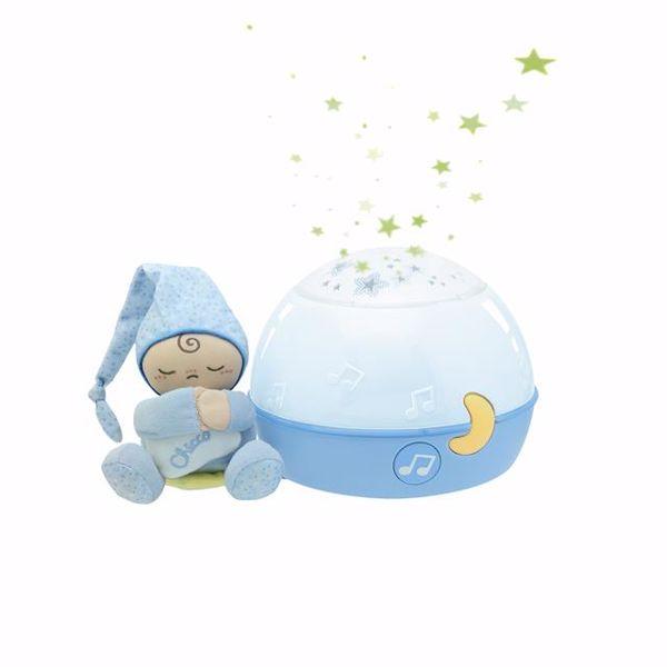 Chicco Goodnight Stars Projector Boy WS hračka na uspávanie - Brendon - 10220