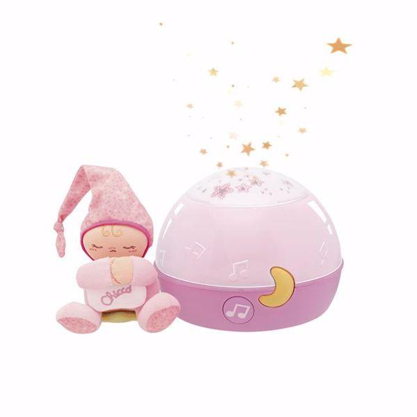 Chicco Goodnight Stars Projector Girl WS hračka na uspávanie - Brendon - 10221