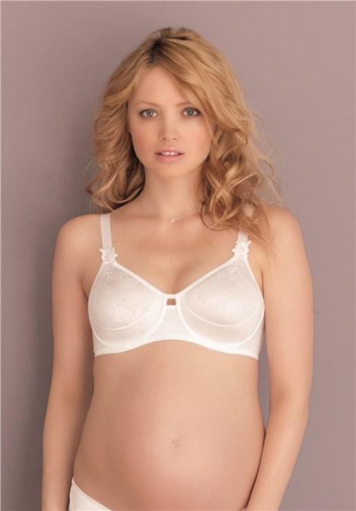 Anita 5135 D 006 White tehotenská podprsenka - Brendon - 10479