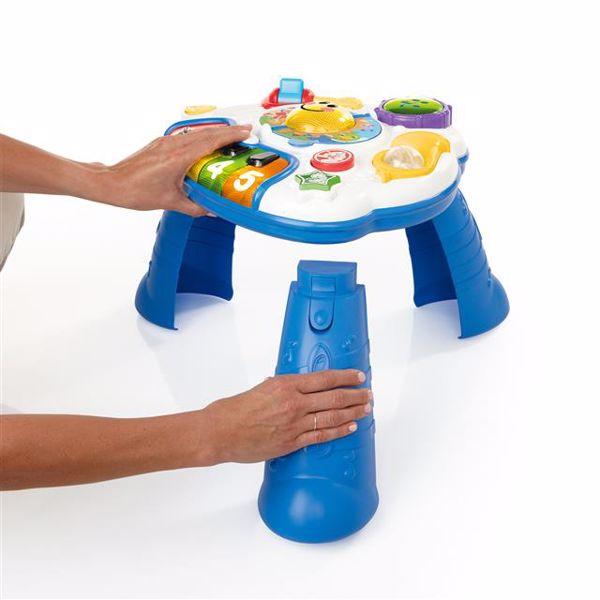 Baby Einstein Discovery Music Activity Table  tanulóasztal - Brendon - 12319
