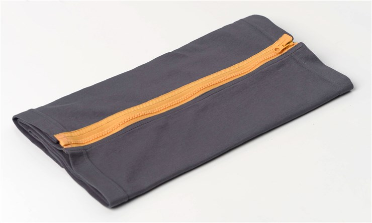 Amazonas CarryBaby Stone hordozókendő - Brendon - 12409