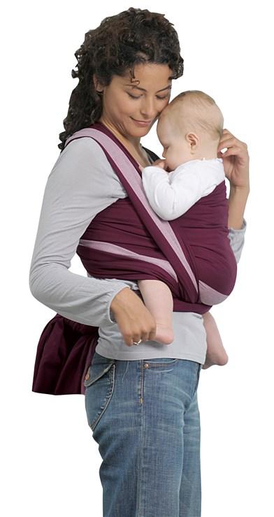 Amazonas Carry Sling 450 Berry hordozókendő - Brendon - 12475