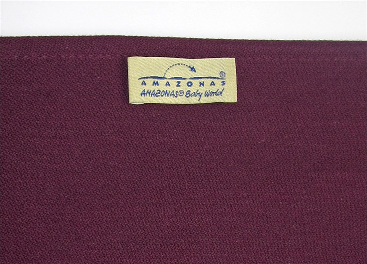 Amazonas Carry Sling 450 Berry hordozókendő - Brendon - 12483
