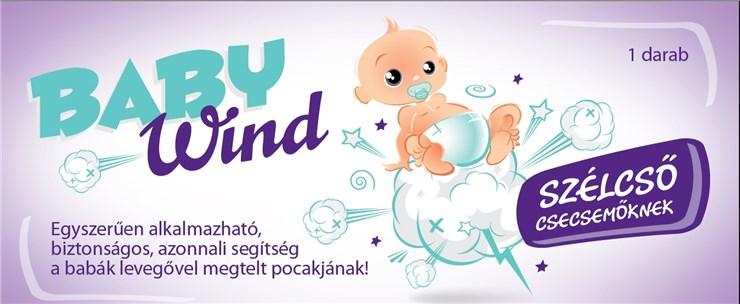 BabyWind 1 pcs  szélcső - Brendon - 12582