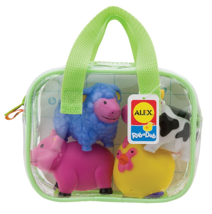 Alex Squirters Farm  fürdőjáték - Brendon - 12635