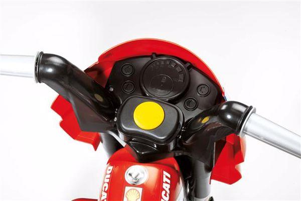 Peg Perego Ducati Mini 6V  elektromos jármű - Brendon - 12918
