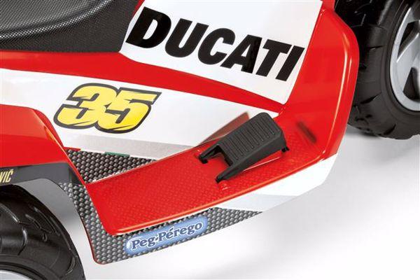 Peg Perego Ducati Mini 6V  elektromos jármű - Brendon - 12919