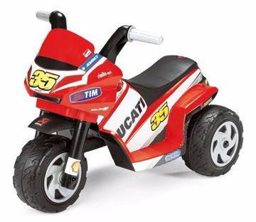 Peg Perego Ducati Mini 6V  elektromos jármű - Brendon - 12920